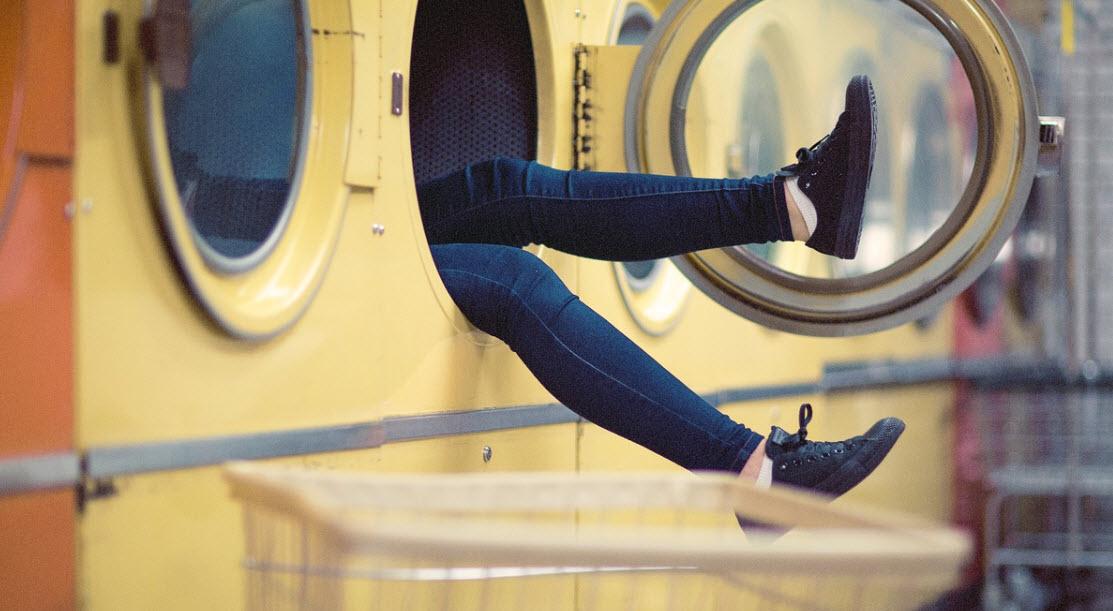 Una lavatrice tante caratteristiche